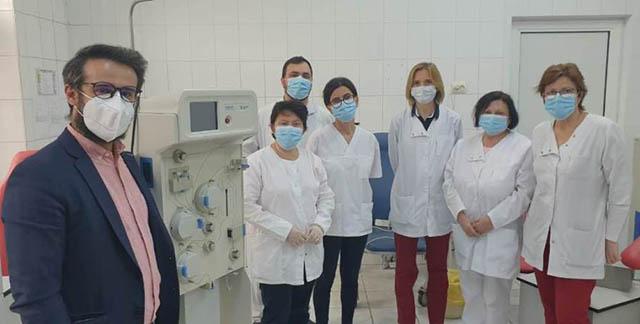 Terapia cu plasmă hiperimună în curând la Spitalul Clinic Județean de Urgență Sibiu