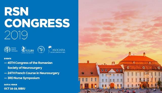 Între 16 și 19 octombrie, Sibiul va fi capitala neurochirurgiei