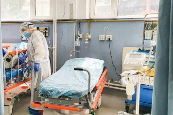 Primul tratament cu plasmă umană hiperimună de la SCJU Sibiu aplicat unui pacient de 48 ani.  Evoluția pacientului la 72 de ore este favorabilă