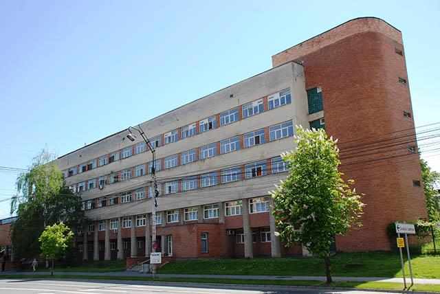 Domnul Conf.Univ.Dr. Florin Grosu, noul Director medical al SCJU Sibiu