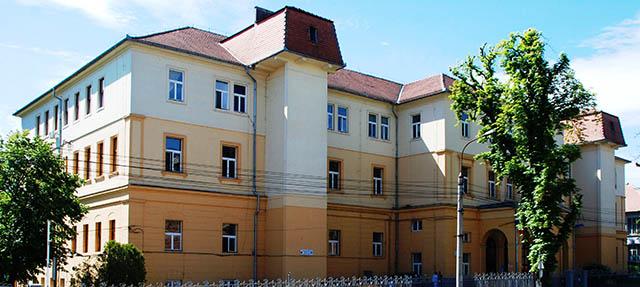 Program limitat de vizită pentru aparținători la SCJU Sibiu