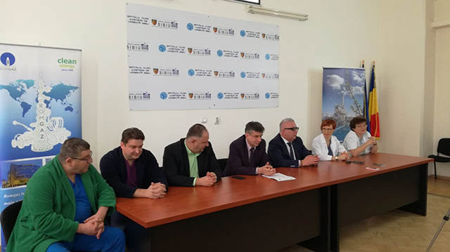Romgaz se implică în comunitate – Spitalul Judeţean Sibiu dotat cu aparatură de ultimă generaţie