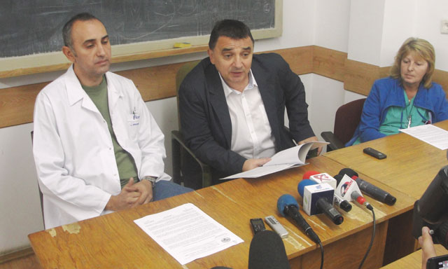 Unitatea de Primiri Urgenţe a Spitalului Judeţean se extinde