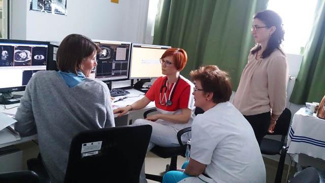 """Workshop: """"Rolul Rezonanței Magnetice in hipertensiunea pulmonară"""", în cadrul CVASIC – SCJU Sibiu"""