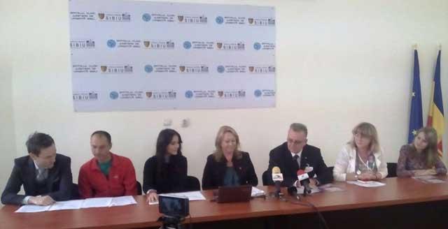 Sprijin important pentru nou născuți la Partenerii Secției Clinice Neonatalogie a SCJU Sibiu