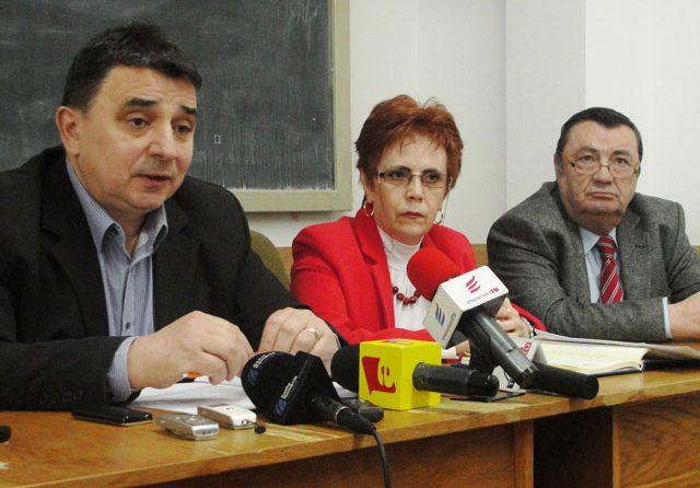 Prezentarea membrilor interimari ai Comitetului Director