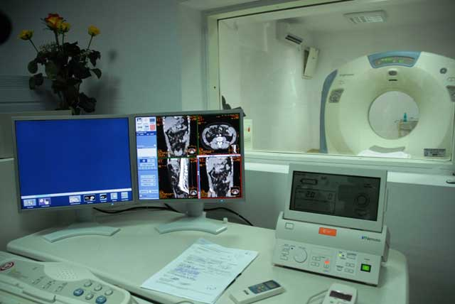 Medicii cu specialitatea radiologie şi imagistică medicală ai SCJU Sibiu au participat la congresul comun al societăţilor de imagistică prin rezonanţă magnetică