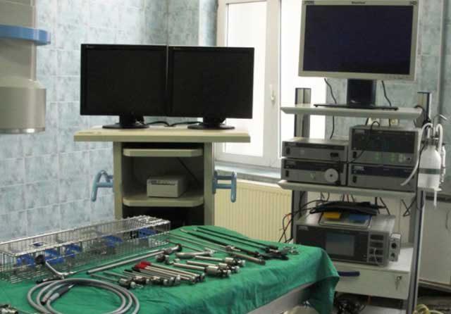 Intervenție chirurgicală urologică complexă la un copil de numai 4 ani la SCJU Sibiu