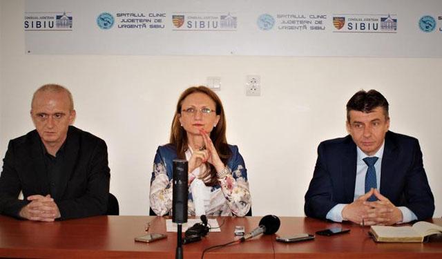 Obiective importante pentru echipa managerială a SCJU Sibiu