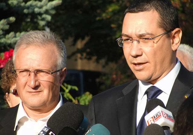 Premierul Victor Ponta şi Ministrul Sănătăţii Nicolae Bănicioiu au vizitat Spitalul Clinic Judeţean de Urgenţă  Sibiu