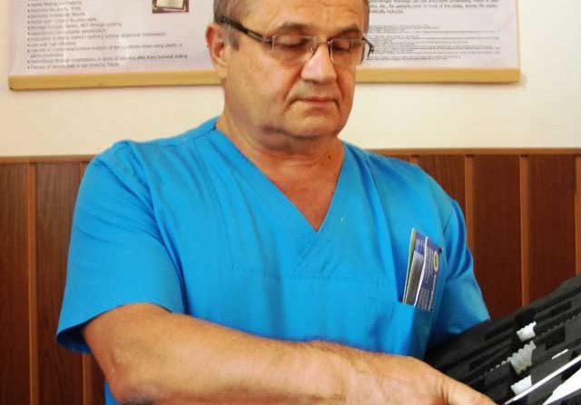 Chirurgia sibiană, reprezentată la cel mai înalt nivel de Prof. Univ. Dr. Dan Sabău