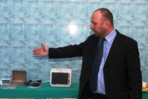 SCJU Sibiu, reprezentat de Dr. Mihai Roman la Congresul German de Ortopedie şi Traumatologie de la Berlin