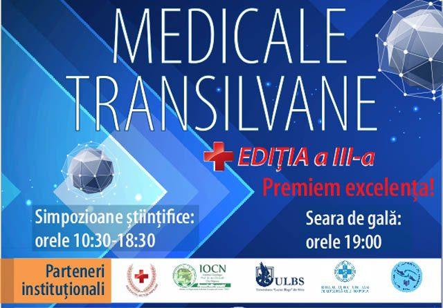 SCJU Sibiu, prezent la Gala Elitelor Medicale Transilvane, ediția a III-a