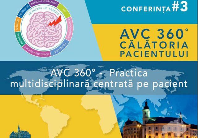 AVC 360° – Practica multidisciplinară centrată pe pacient
