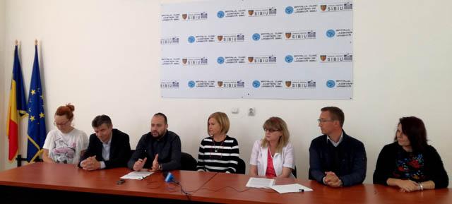 Donații de aproape 500.000 lei pentru maternitatea SCJU Sibiu obșinute de Asociația Baby Care