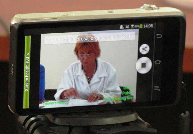 Teme medicale de actualitate discutatede dermatologii SCJU Sibiu şi invitaţii lor