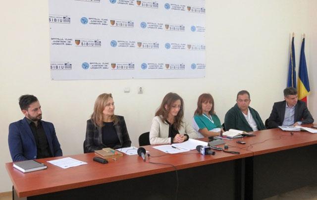 Schimbări în organizarea unor secții/compartimente ale SCJU Sibiu, proiecte în derulare ale spitalului și proiecte ale Consiliului Județean Sibiu pentru cea mai mare unitate sanitară din județ