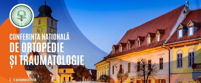 Sibiul, gazda și capitala ortopediei românești timp de trei zile