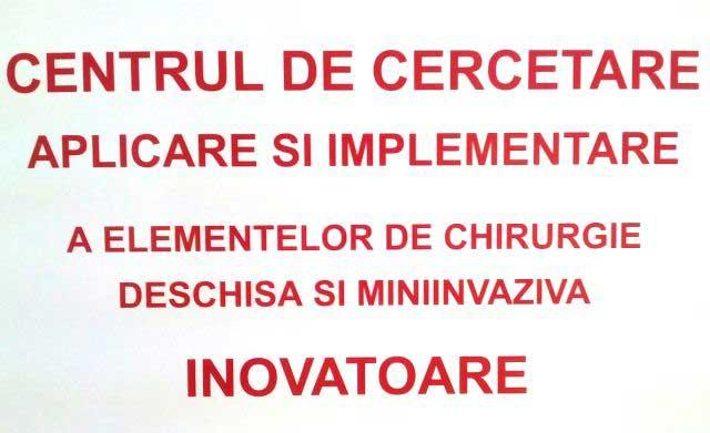 Chirurgii Secției Clinice Chirurgie II a SCJU Sibiu, Lideri în Activitatea de Cercetare și Inovare