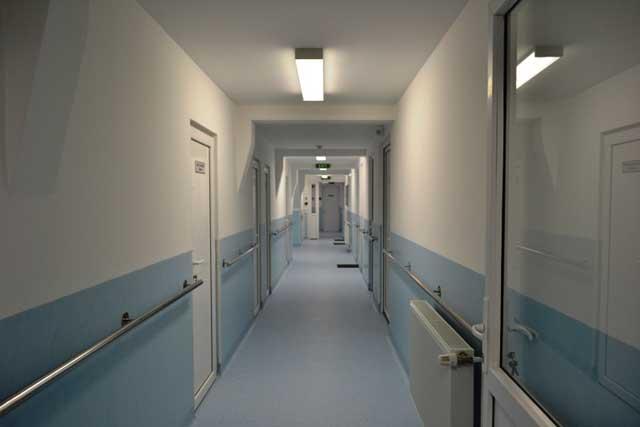 Secţia Clinică Reabilitare Medicală I, complet renovată şi extinsă