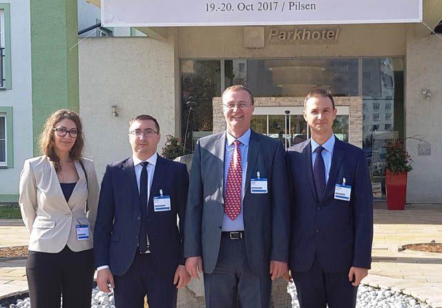 Medicii urologi ai SCJU Sibiu au participat la Congresul Central European de Urologie