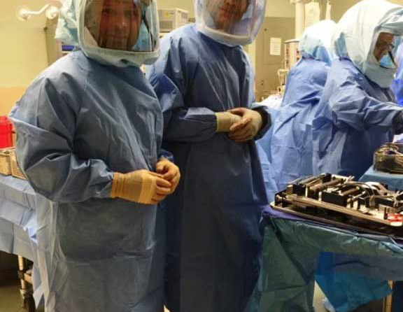 Ortopezii SCJU Sibiu se perfecționează în Tratamentul Patologiei Umărului