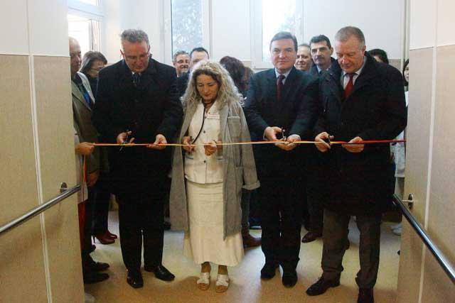 Secţia Clinică Boli Infecţioase a fost complet reabilitată şi modernizată