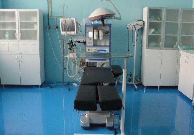 Secţia Clinică Neurochirurgie a SCJU Sibiu a fost complet renovată