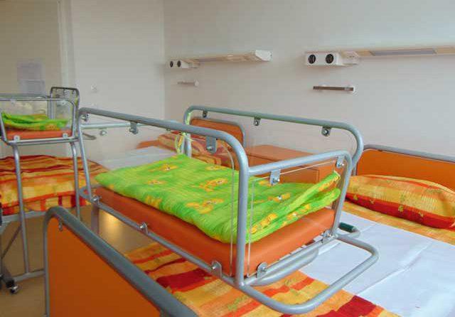 3047 de nou-născuți în 2017 la maternitatea SCJU Sibiu