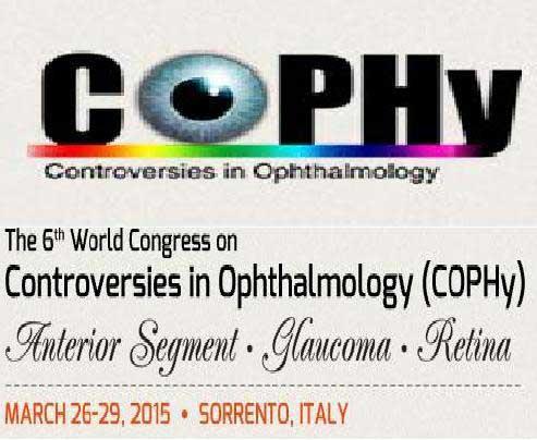 """Oftalmologii SCJU Sibiu au participat la """"Congresul Mondial de Controverse în Oftalmologie"""""""