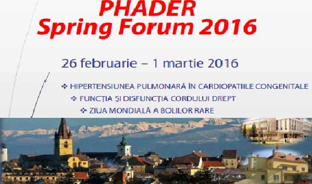 Elita cardiologiei s-a reunit din nou la Sibiu