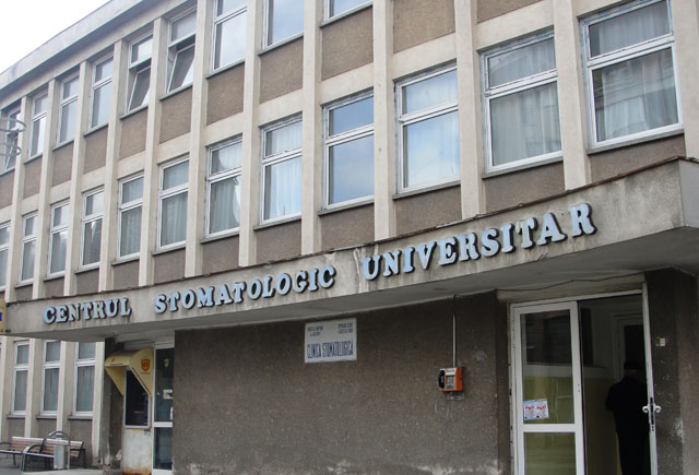 Modernizare la Clinica de Stomatologie
