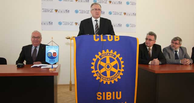 Blocul operator al Secţiei Clinice Ortopedie – Traumatologie din cadrul SCJU Sibiu, dotat cu aparatură performantă
