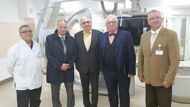 Noi perspective pentru Centrul de cercetare invazivă și non-invazivă în domeniul patologiei cardiace și vasculare la adult CVASIC din cadrul SCJU Sibiu