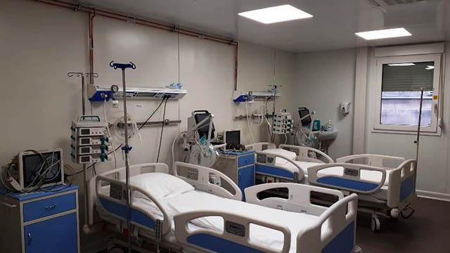 10 noi paturi ATI avizate la Spitalul Clinic Județean de Urgență Sibiu