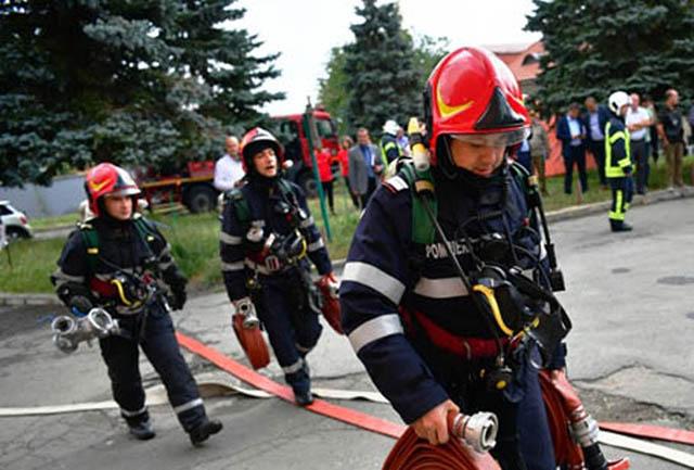 SCJU Sibiu a implementat încă din 2018 măsuri suplimentare pentru prevenirea incendiilor și a beneficiat de investiții pentru reabilitarea mai multor pavilioane