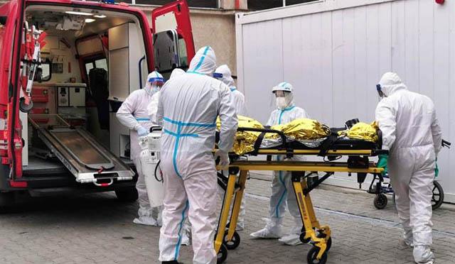 Construcția modulară UPU pentru pacienții suspecți de Covid-19 a fost extinsă cu 12 paturi