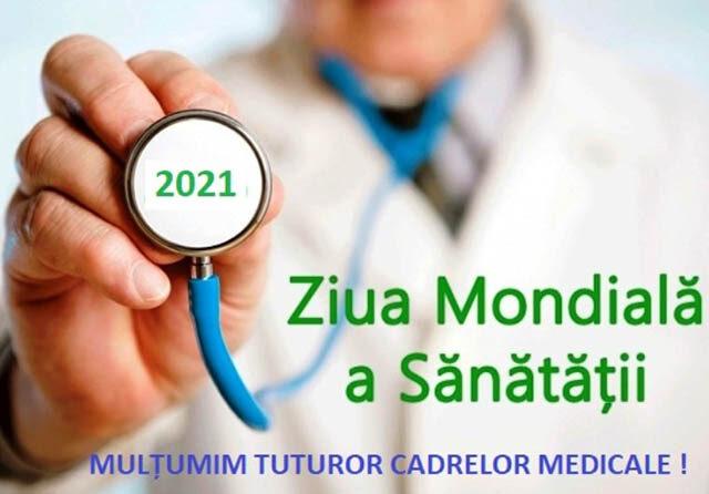"""Mesajul managerului SCJU Sibiu, Jur. Florin Neag, cu ocazia Zilei Mondiale a Sănătății:  """"Împreună, cu responsabilitate și devotament, vom ieși mai puternici din bătălia cu pandemia"""""""