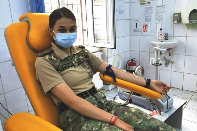 """""""Alianță"""" pentru viață de Ziua Mondială a Donatorului de Sânge"""